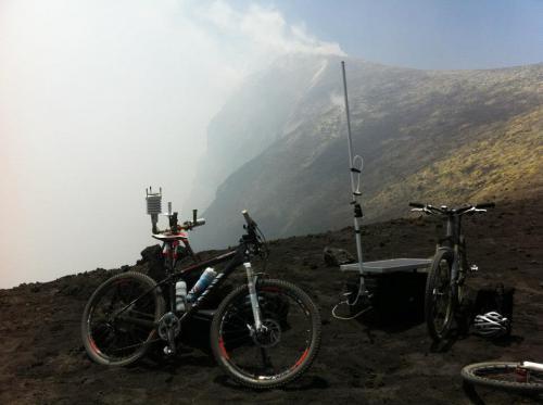 Cratere Centrale Bocca Nuova 3300mt